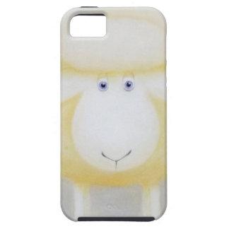 Funda Para iPhone SE/5/5s Ovejas lanosas blancas para la oveja