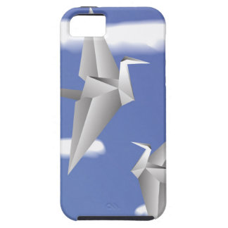 Funda Para iPhone SE/5/5s pájaros 78Paper _rasterized