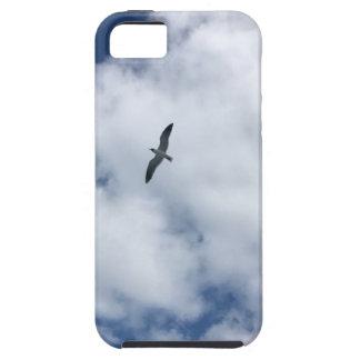 Funda Para iPhone SE/5/5s Pájaros en nubes