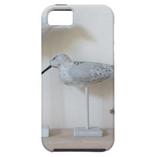 Funda Para iPhone SE/5/5s Pájaros y ovejas de madera del abedul