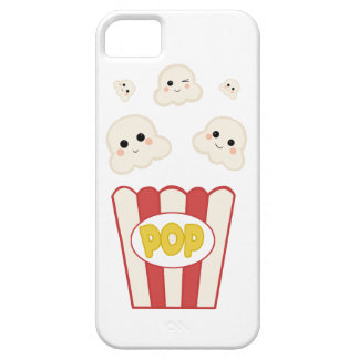 Funda Para iPhone SE/5/5s Palomitas lindas de Kawaii