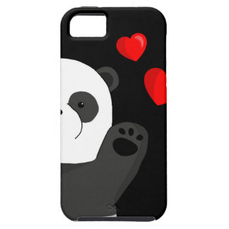 Funda Para iPhone SE/5/5s Panda linda