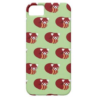 Funda Para iPhone SE/5/5s Panda roja