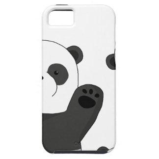 Funda Para iPhone SE/5/5s Pandas lindas