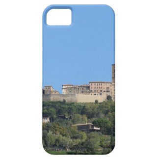 Funda Para iPhone SE/5/5s Panorama del pueblo de Volterra, provincia de Pisa