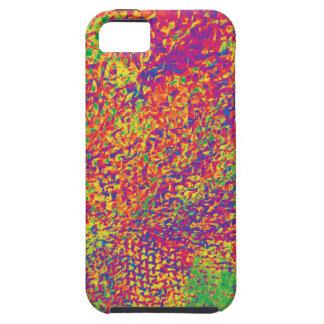 Funda Para iPhone SE/5/5s Para el amor de colores - Psychadelic