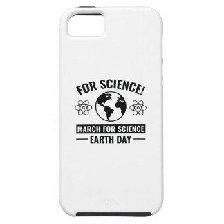 Funda Para iPhone SE/5/5s ¡Para la ciencia!