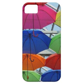 Funda Para iPhone SE/5/5s paraguas colorido