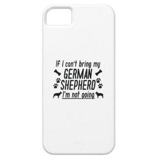 Funda Para iPhone SE/5/5s Pastor alemán
