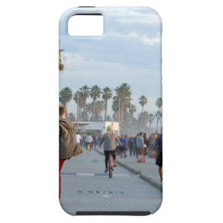 Funda Para iPhone SE/5/5s patinaje a la playa de Venecia
