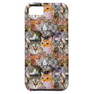 Funda Para iPhone SE/5/5s Pattern Cats