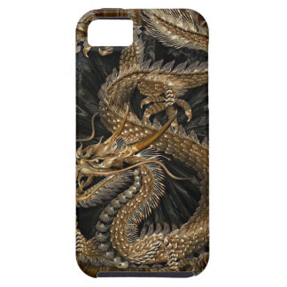 Funda Para iPhone SE/5/5s Pentagram del dragón