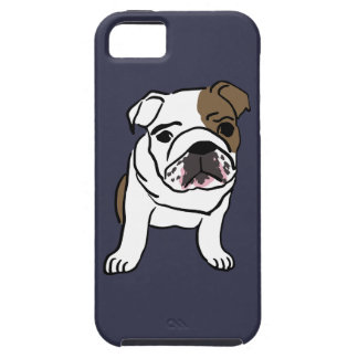 Funda Para iPhone SE/5/5s Perrito inglés personalizado del dogo