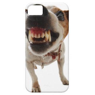 Funda Para iPhone SE/5/5s Perro agresivo - perro enojado - perro divertido