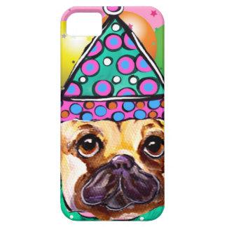 Funda Para iPhone SE/5/5s Perro del fiesta del barro amasado