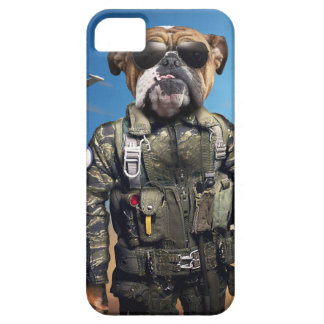 Funda Para iPhone SE/5/5s Perro experimental, dogo divertido, dogo