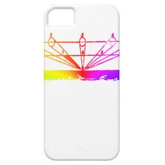 Funda Para iPhone SE/5/5s Perspectiva del color, astronomía inquisitiva por