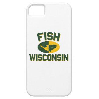 Funda Para iPhone SE/5/5s Pescados Wisconsin