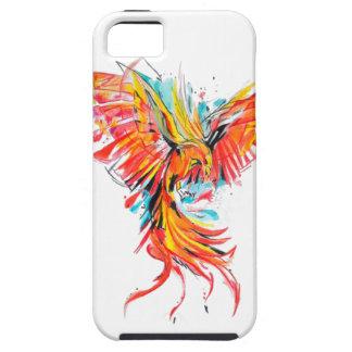 Funda Para iPhone SE/5/5s Phoenix