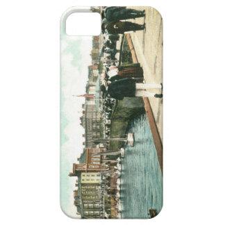 Funda Para iPhone SE/5/5s Pier del norte, 1905) cajas del teléfono móvil de