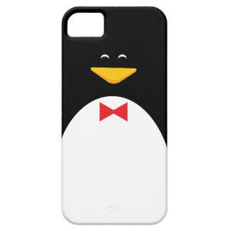 Funda Para iPhone SE/5/5s Pingüino feliz