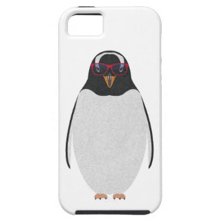 FUNDA PARA iPhone SE/5/5s PINGÜINO FRESCO