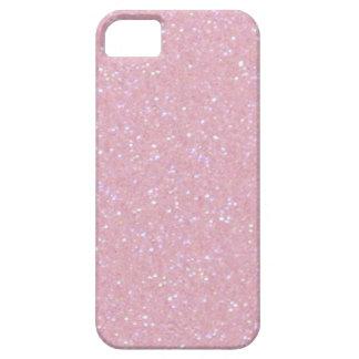Funda Para iPhone SE/5/5s *: ゚Pink Glitter* del ・: ゚ del ・