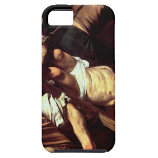 "Funda Para iPhone SE/5/5s Pintura original ""La crocifissione di s Pedro """