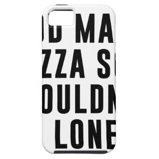 Funda Para iPhone SE/5/5s Pizza sola