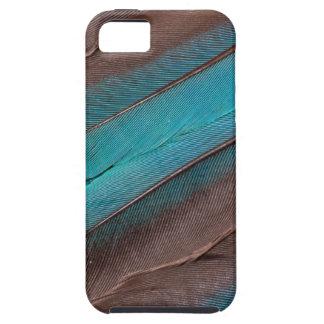 Funda Para iPhone SE/5/5s Plumas del ala del martín pescador