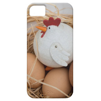 Funda Para iPhone SE/5/5s Pollo y huevos