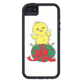 Funda Para iPhone SE/5/5s Polluelo en el huevo de Pascua