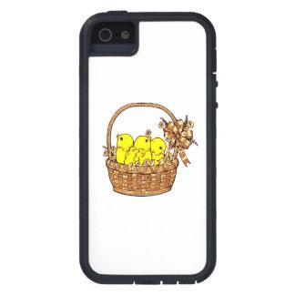 Funda Para iPhone SE/5/5s Polluelos de Pascua