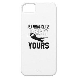 Funda Para iPhone SE/5/5s Portero del fútbol