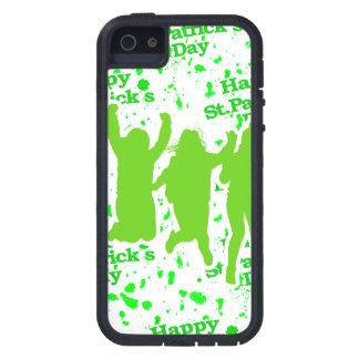Funda Para iPhone SE/5/5s Poster del fiesta del día del St Patricks