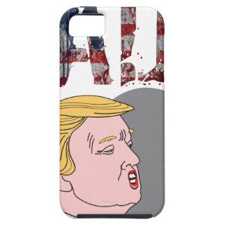 Funda Para iPhone SE/5/5s Presidente anti sarcástico divertido Donald Trump