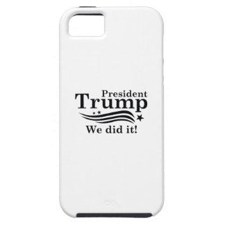 Funda Para iPhone SE/5/5s Presidente Trump