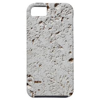 Funda Para iPhone SE/5/5s Primer fósil de la superficie de la teja del