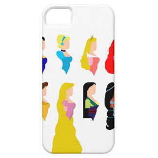 Funda Para iPhone SE/5/5s Princesa Phone Case