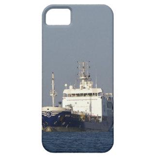Funda Para iPhone SE/5/5s Puerto que entra de Zephyros del buque de carga