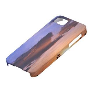Funda Para iPhone SE/5/5s Puesta del sol colorida de Shirley Taylor
