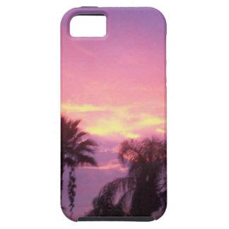 Funda Para iPhone SE/5/5s Puesta del sol de Coloful la Florida