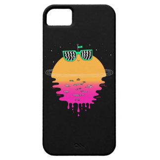 Funda Para iPhone SE/5/5s Puesta del sol feliz