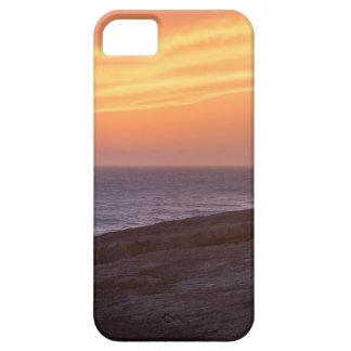 Funda Para iPhone SE/5/5s Puesta del sol hermosa del paisaje marino -