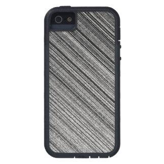 Funda Para iPhone SE/5/5s Puntada del carbón de leña