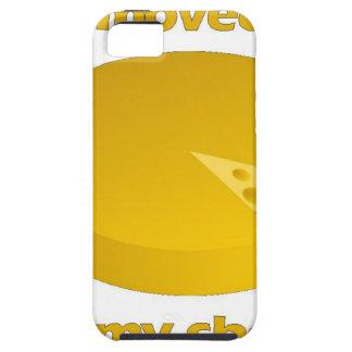 Funda Para iPhone SE/5/5s Quién movió el queso