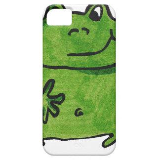 Funda Para iPhone SE/5/5s Rana Frog