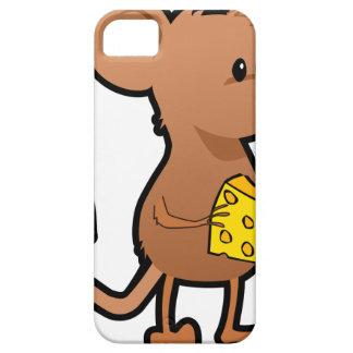 Funda Para iPhone SE/5/5s Ratón con queso