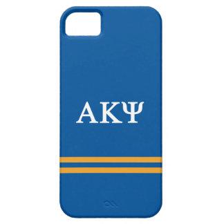 Funda Para iPhone SE/5/5s Raya alfa del deporte de Kappa PSI el |