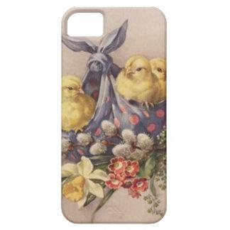 Funda Para iPhone SE/5/5s Recogida de los polluelos de Pascua